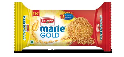 Britannia MarieGold Biscuits Image