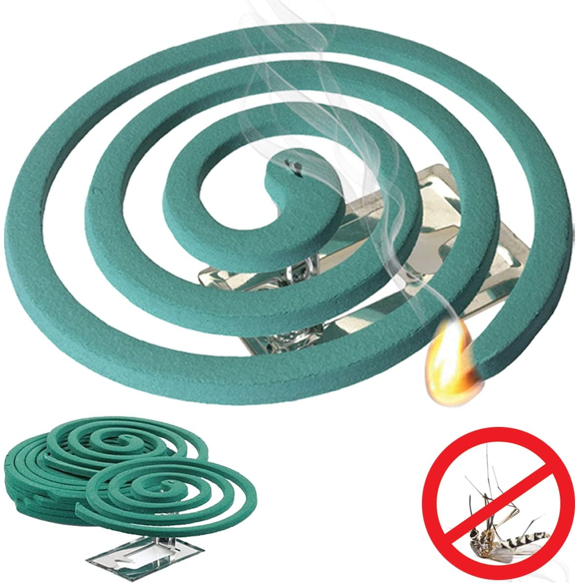 Choosing Insect Repellent Coils Image