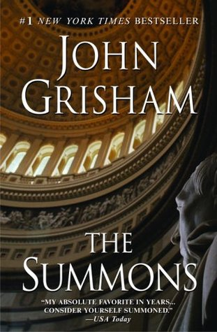 Summons, The - John Grisham Image