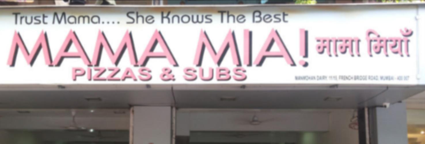 Mama Mia - Opera House - Mumbai Image