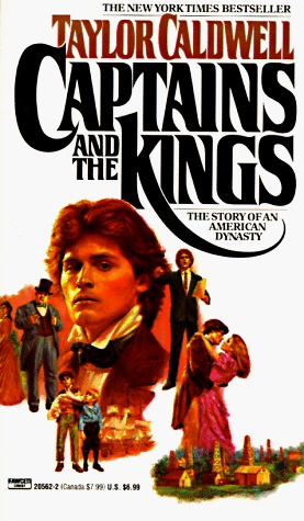 Captain and the Kings - Taylor Caldwell Image