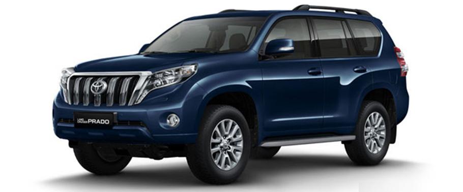 Toyota Land Cruiser Prado Image