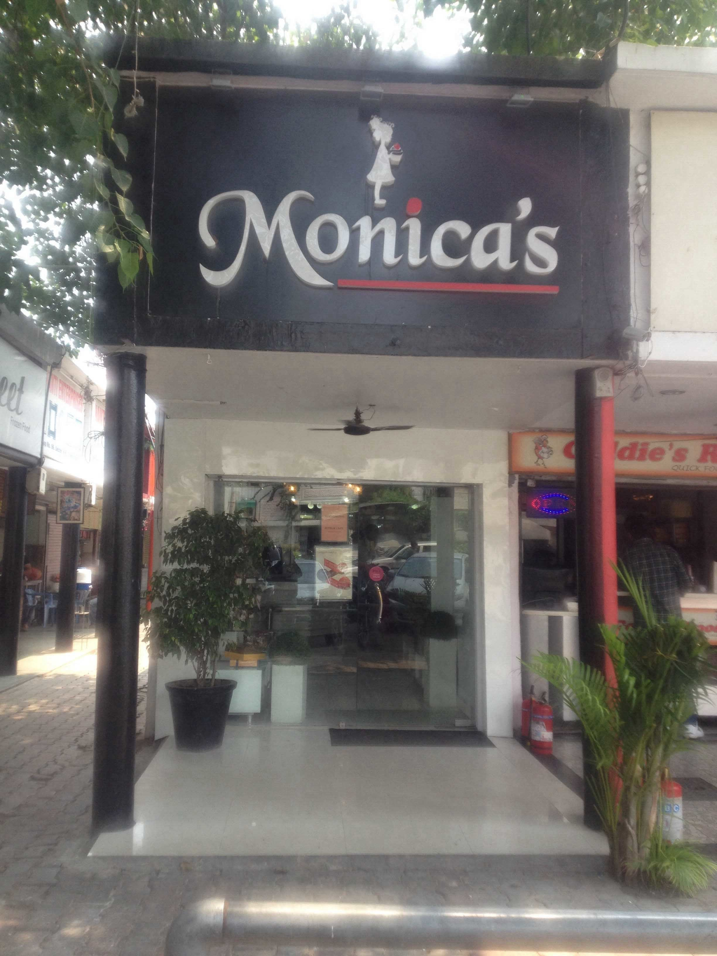 Monica's Puddings & Pies - Sector 8 - Chandigarh Image