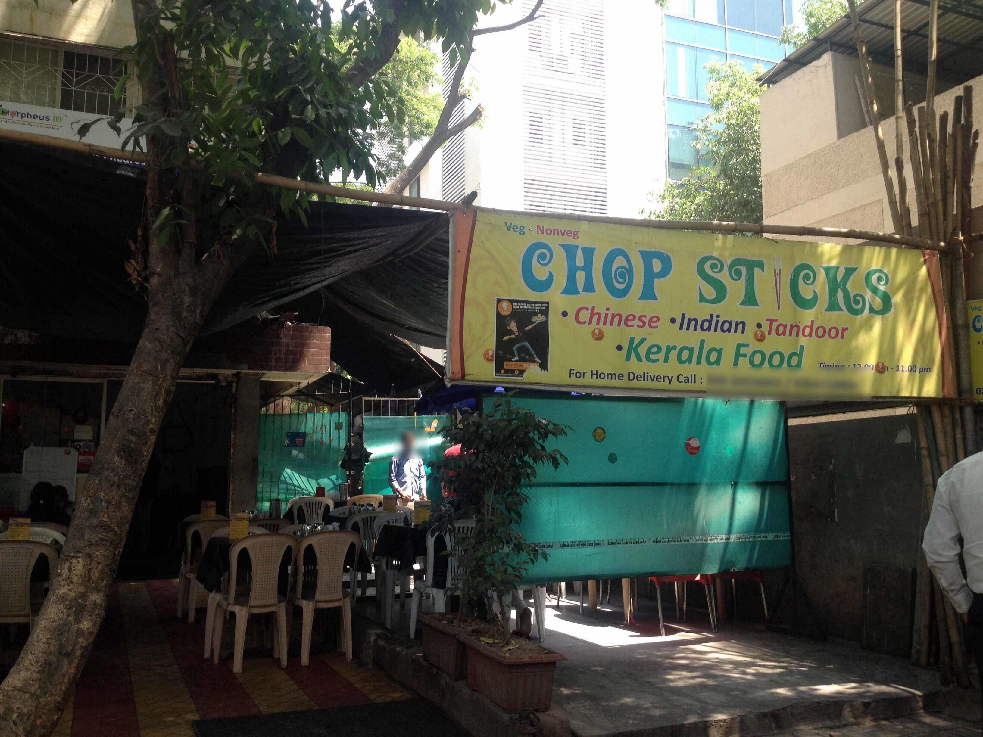 Choposticks Restaurant - Dhole Patil Road - Pune Image