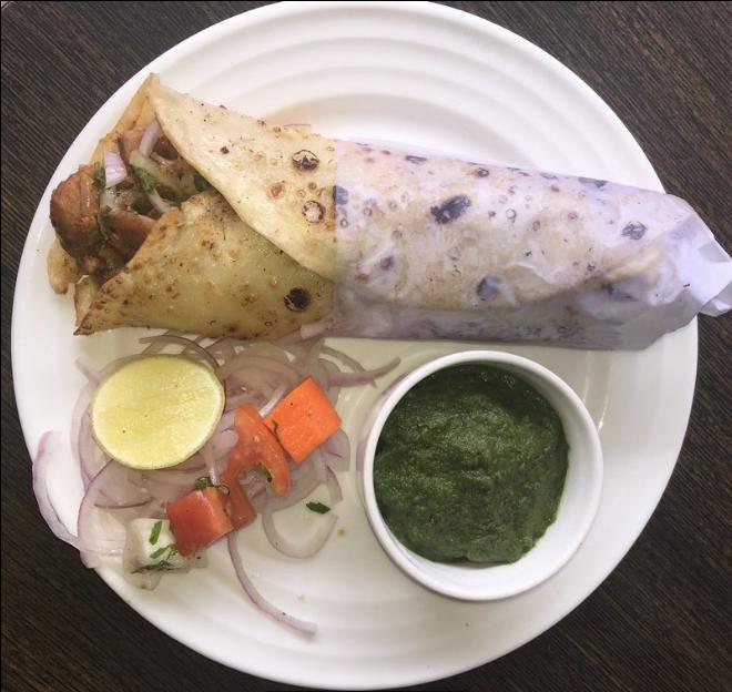 Kapila Kathi Kebab - Dhole Patil Road - Pune Image