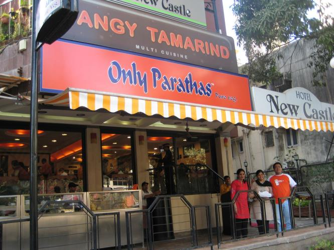 Only Parathas - Bandra - Mumbai Image