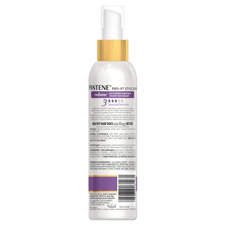 Pantene Sheer Strength Healthy Hold Spray Image