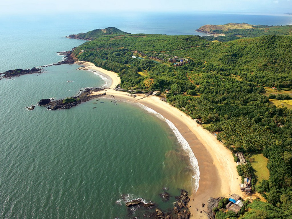 Beach Shacks In North Goa
