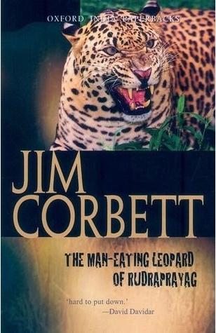The Man Eating Leopard of Rudraprayag - Jim Corbett Image
