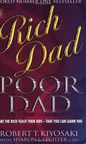 Rich Dad, Poor Dad - Robert T. Kiyosaki Image