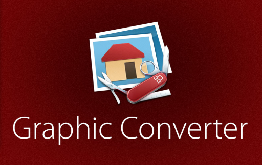 GraphicConverter Image