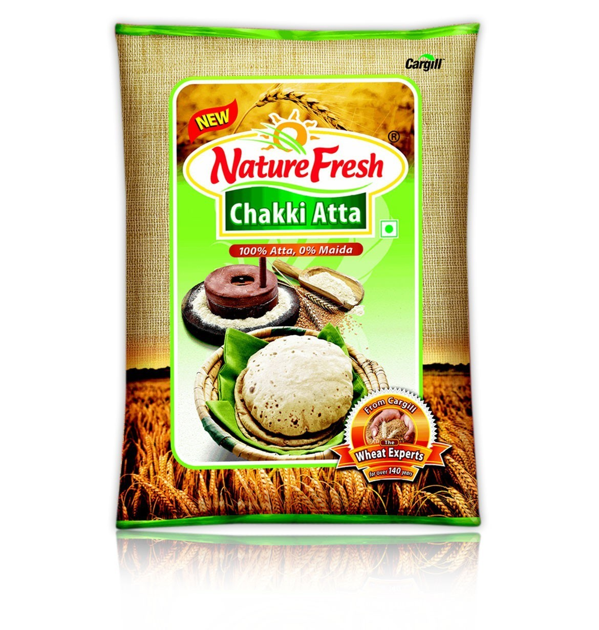 Naturefresh Atta Image