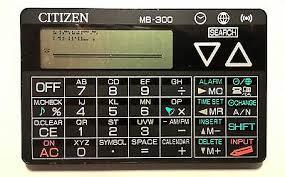 Citizen MB-300 Image