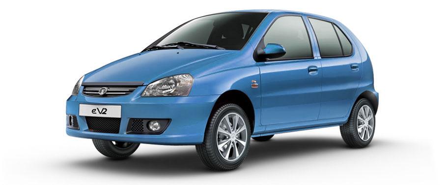 Tata Indica V2 Image