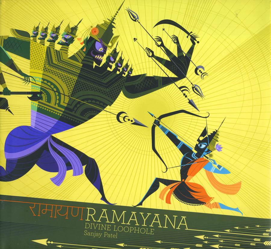 Ramayan Cartoon Image