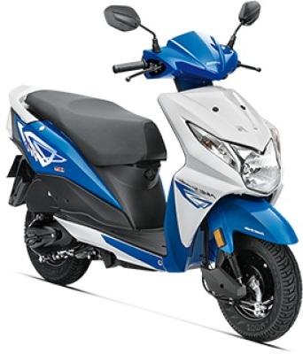 Honda Dio Image