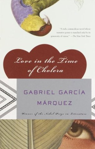 Love In The Time of Cholera - Gabriel Garcia Marquez Image