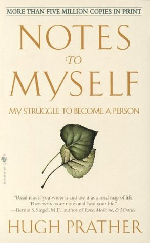 My Struggle To Become A Person - Hugh Prather Image