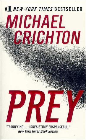 Prey - Michael Crichton Image