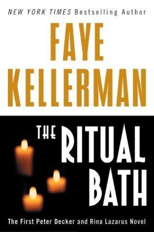 Ritual Bath - Faye Kellerman Image