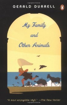 My Family And Other Animals - Gerald Durrell Image