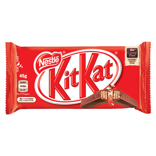 Kit kat chocolate thesis