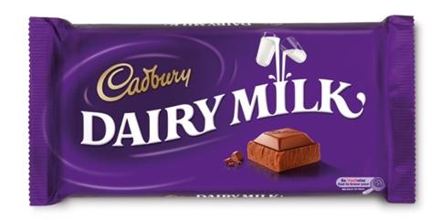 Cadbury Dairy Milk Image
