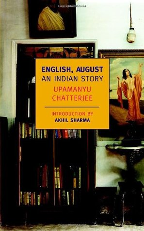 English August - Upmanyu Chaterjee Image