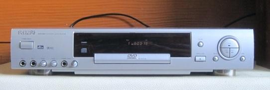 Philips-DVD 729K Image