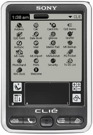 Sony CLIE SJ-20 Image