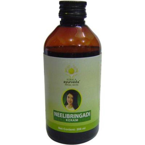 Neelibhringadi Coconut Oil Image