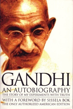 My Experiments with Truth - M K Gandhi Image