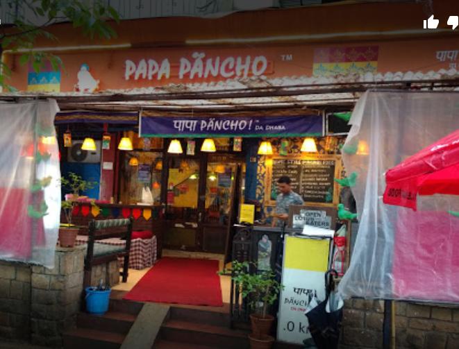 Papa Pancho Da Dhaba - Bandra - Mumbai Image