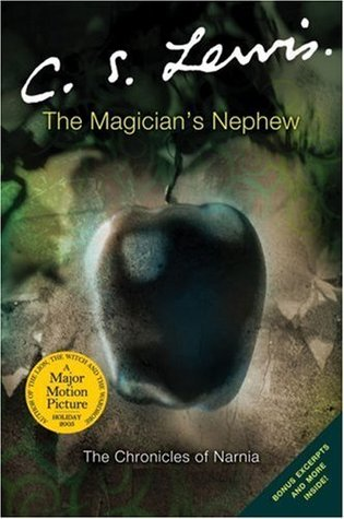 Magician's Nephew, The - C.S.Lewis Image