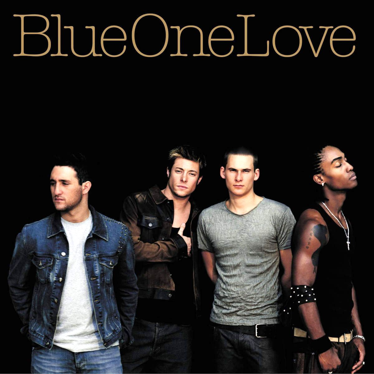 One Love - Blue Image
