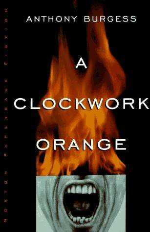 A Clockwork Orange - Anthony Burgess Image
