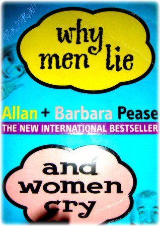 Why Men Lie and Women Cry - Allan Pease Image