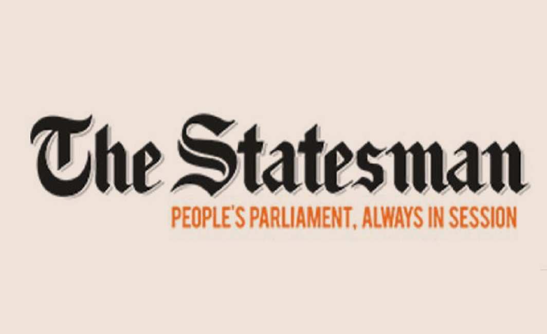 The Statesman English Dailies Newspaper Image