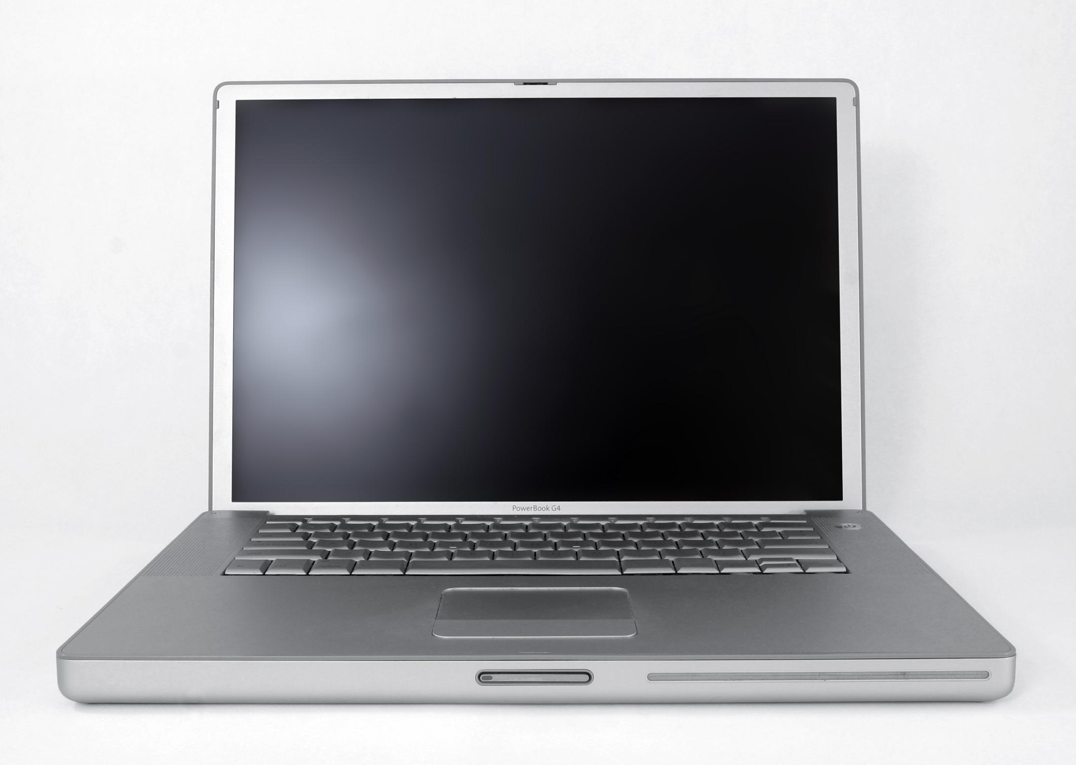 Apple PowerBook G4 Image