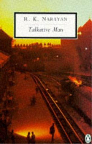 Talkative Man - R K Narayan Image