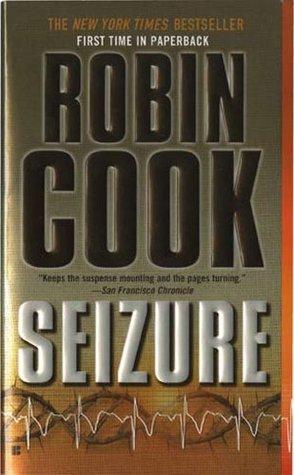 Seizure - Robin Cook Image