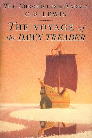 Voyage of The Dawn Treader, The - C.S.Lewis Image