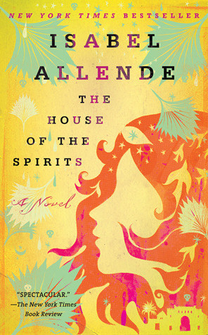 House of Spirits, The - Isabel Allende Image
