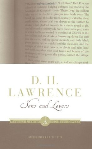 sons and lovers by d.h.lawarence essay Sons and lovers by d h lawrence, the pennsylvania state university, electronic classics series, jim manis, faculty editor, hazleton, pa 18201-1291 is a portable document file produced as part of an ongoing student publication project to bring classical works of literature, in english, to free and easy access of those wishing to make use of them.