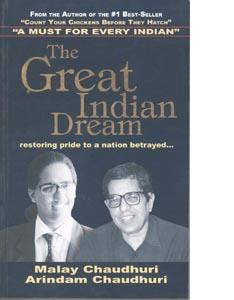 Great Indian Dream, The - Arindam Chaudhuri Image