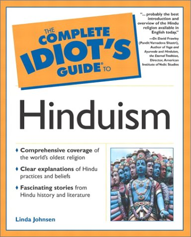 Complete Idiot's Guide(R) to Hinduism, The - Linda Johnsen Image