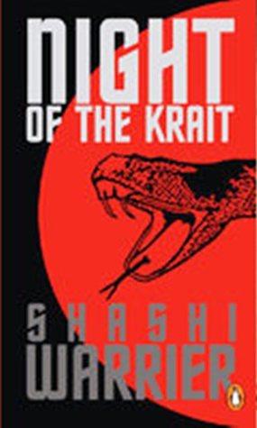 Night of the Krait - Shashi Warrier Image