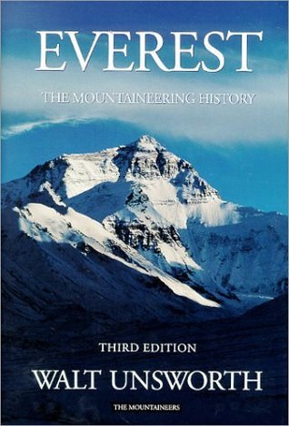Everest : A Mountaineering History - Walt Unsworth Image