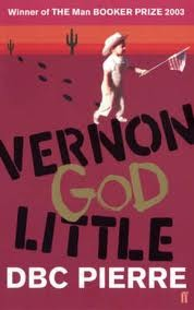 Vernon God Little - DBC Pierre Image
