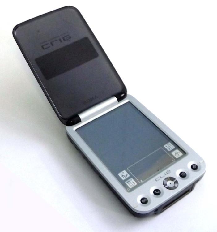 Sony Clie SJ-33 Image